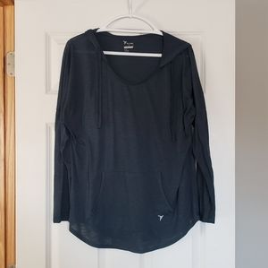 Turquoise Old Navy Active Top